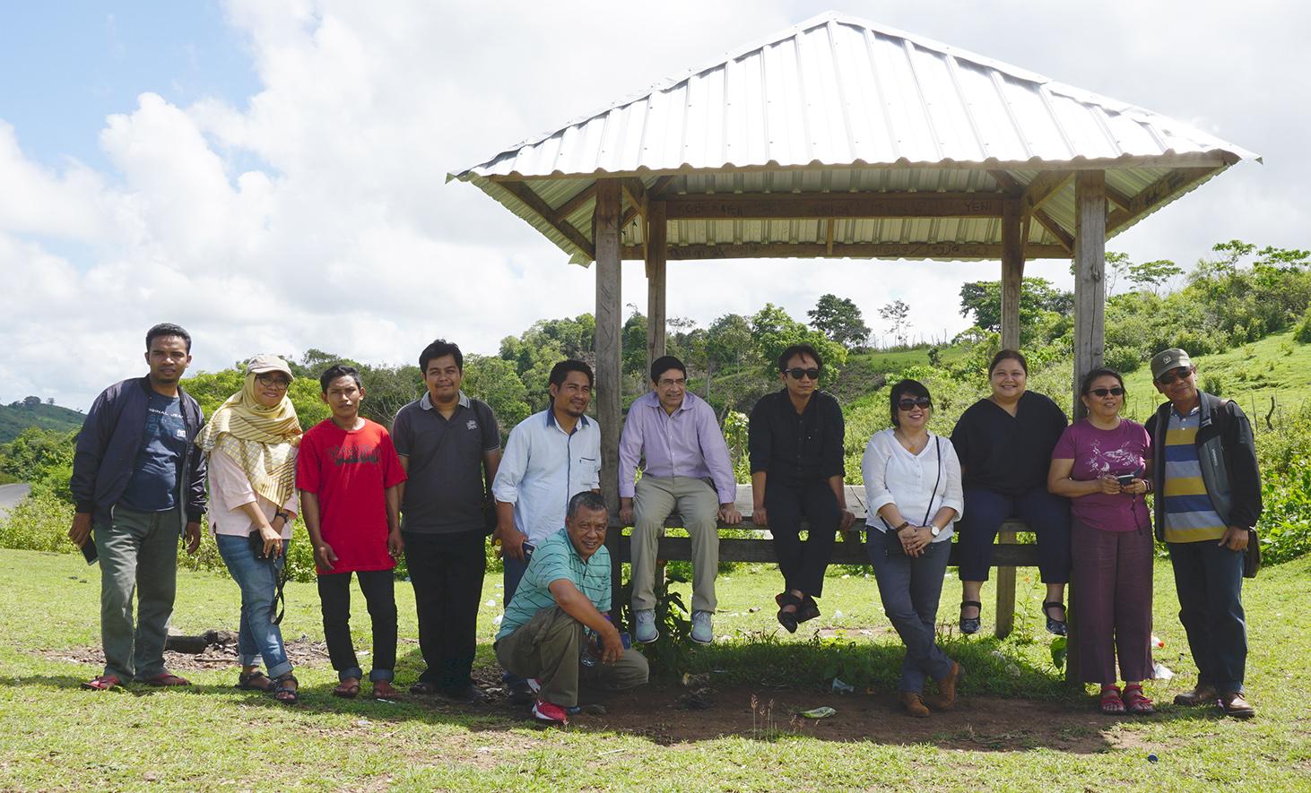 Gambar dari judul : Support Mission WB untuk DGM-I di Sumbawa