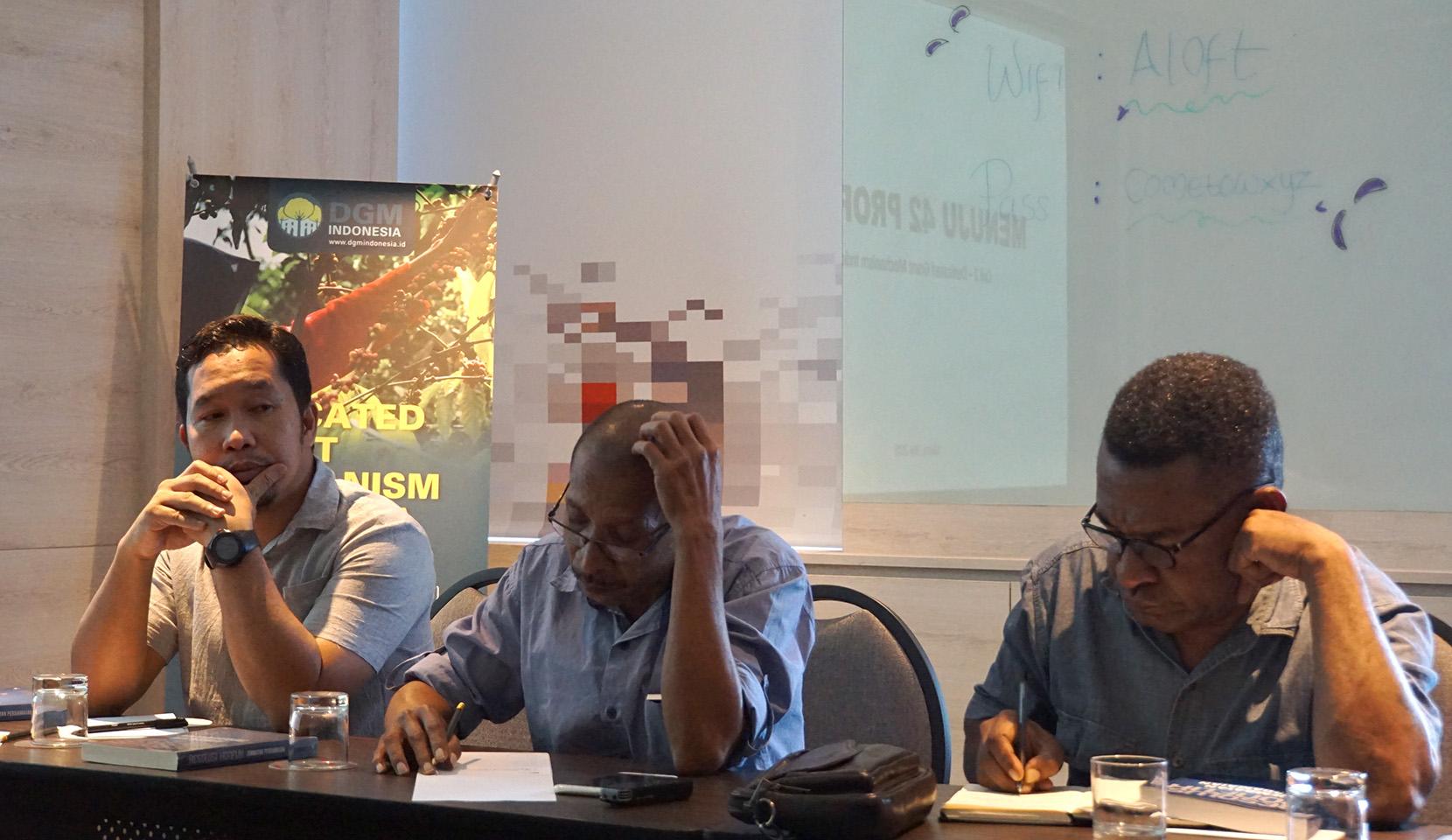 Gambar dari judul : Pertemuan NSC Untuk Penetapan Proposal Tahap II Berlangsung di Jakarta