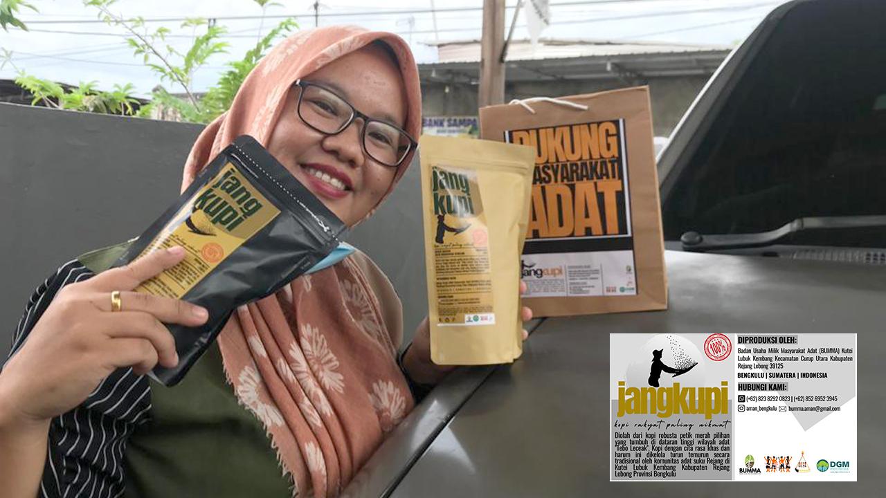 Gambar dari judul : Jangkupi, Kopi Milik Masyarakat Adat Pertama Di Bengkulu